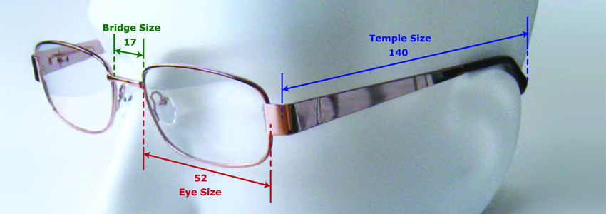 Eyeglasses Frame Numbers : Free Eyeglasses from Free Frame Eyewear : Sizing Eyeglass ...